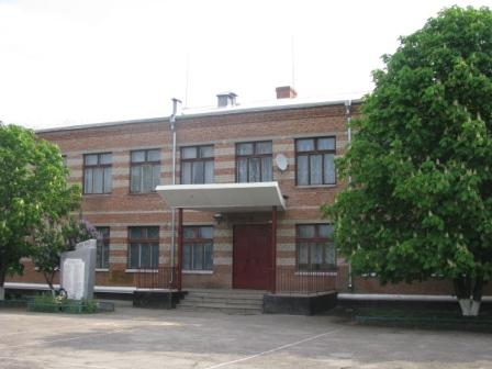 Школа в 2012г.